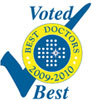 Voted Best Doctor 2009 / 2010